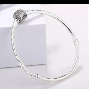 Jewelry - New Silver Charm Bracelet